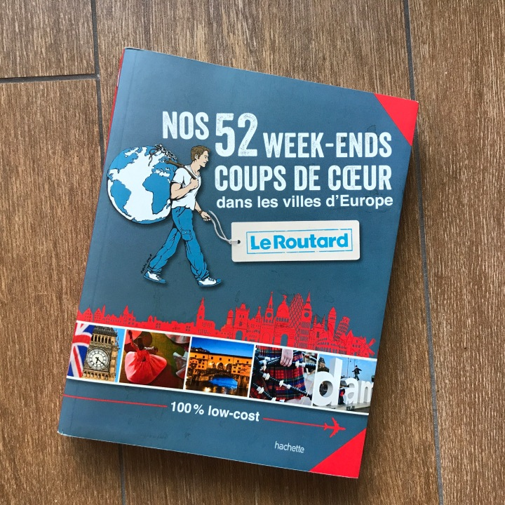 [Lecture] Nos 52 week-ends coup decoeur…