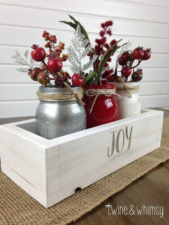 Inspiration #2 – Décor de Table Noël…