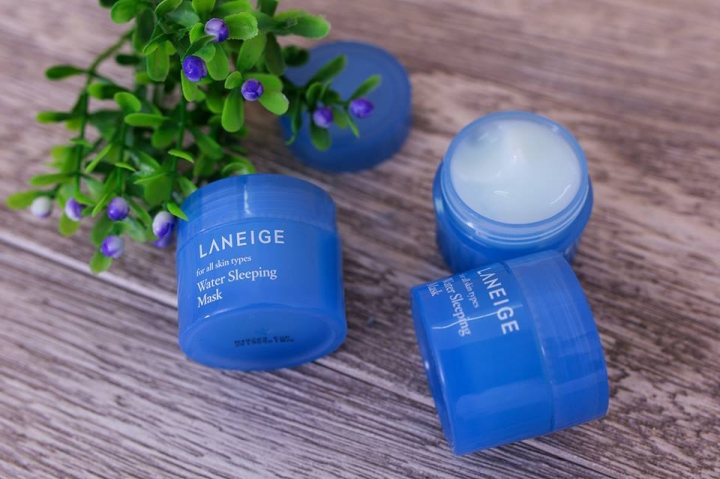 [Beauté] LE WATER SLEEPING MASK DE LANEIGE