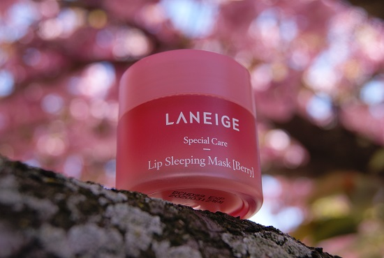 [Beauté] Lip Sleeping Mask de LaNeige